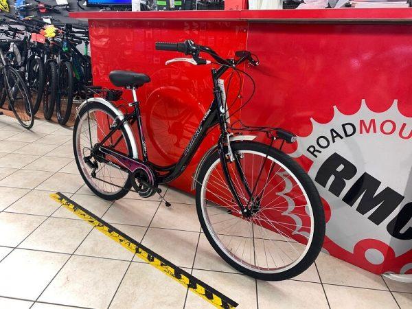 """City Bike Rollmar Celine 26"""" nera - City bike"""