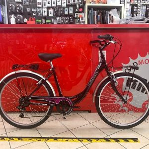 "City Bike Rollmar Celine 26"" nera - City bike"
