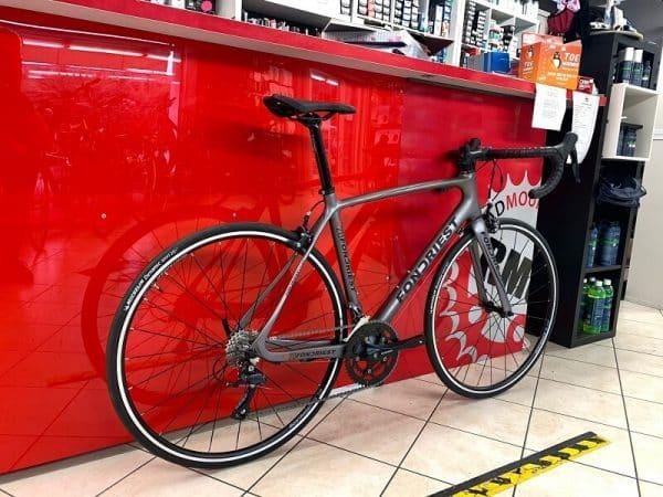 Fondriest Carbonio. Bici da strada Verona. Bicicletta da corsa. RMC negozio di bici a Villafranca VR