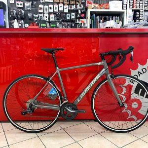 Lapierre Sensium 1.0 grigia. City Bike Verona. Bici per città. RMC negozio di biciclette a Verona