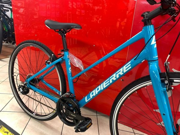Lapierre Shaper 1.0 ibrida donna. City Bike Verona. Bici per città. RMC negozio di biciclette Verona