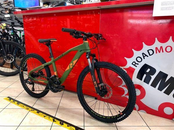 "Raymon Fourray 3.0 24"". MTB Mountain Bike Bimbo Verona. Bici bambino. Bicicletta gara bambino"