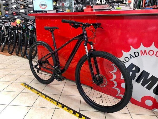 """Raymon HardRay 2.0 29"""" viola. MTB Bici Mountain Bike Verona. RMC negozio di biciclette a Verona"""