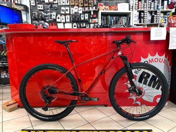 "Raymon HardRay Nine 7.0 29"". Bici MTB Mountain Bike Verona. RMC negozio di biciclette Verona"