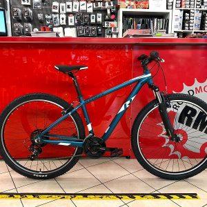 "Raymon NineRay 1.0 29"" blu. MTB Bici Mountain Bike Verona. RMC negozio di biciclette a Verona"