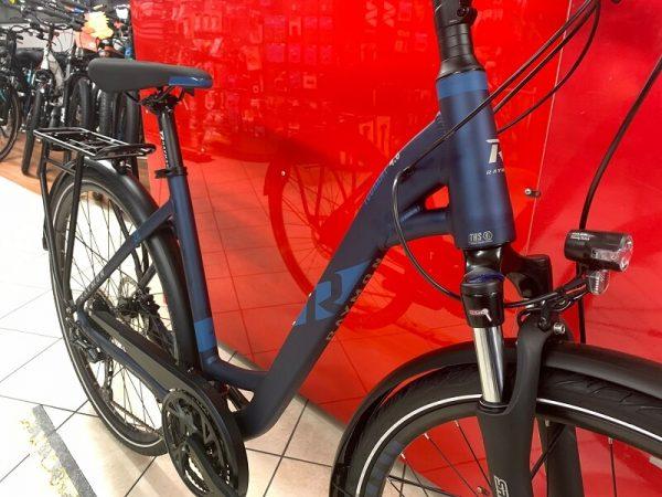 Raymon Tourray 4.0 donna Trekking. City Bike Verona. Bici per città. RMC negozio di biciclette
