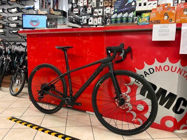 Gravel CARBONIO DarKing. Bici da strada Verona. Bici da corsa - RMC negozio di biciclette a Verona