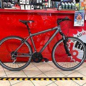 Kross Evado 3.0 Trekking uomo. Bici da strada Verona. Bici da corsa. RMC negozio biciclette a Verona