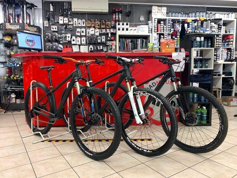 """MTB CARBONIO - Montaggi personalizzati 29""""/27,5"""". Telai carbonio MTB Mountain Bike da RMC a Verona"""