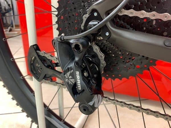 """MTB Carbonio 29"""" Sram NX. Bici MTB Mountain Bike Verona. RMC negozio di biciclette a Verona"""