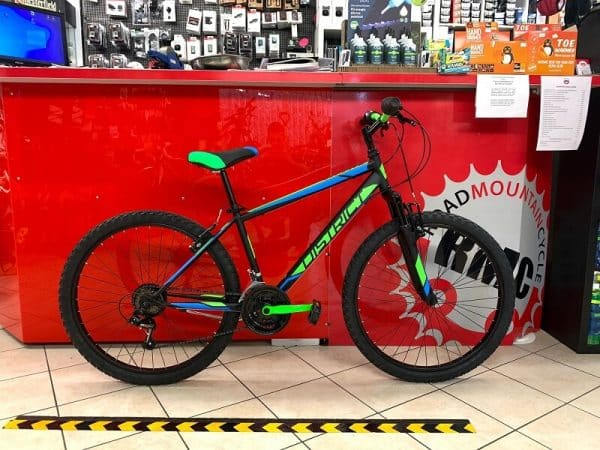 "MTB Mbm 26"" Distric. Bicicletta MTB Mountain Bike Verona. RMC negozio di bici Verona"