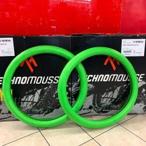 Technomousse con camera d'aria o liquido. Accessori per bici e biciclette Verona. RMC negozio Verona