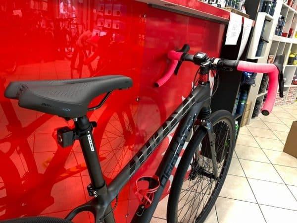 Gravel CARBONIO DarKing 3.0. Bici da strada Verona. Bici da corsa. RMC negozio di biciclette Verona