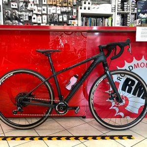 Gravel CARBONIO DarKing 4.0. Bici da strada Verona. Bici da corsa. RMC negozio di biciclette Verona
