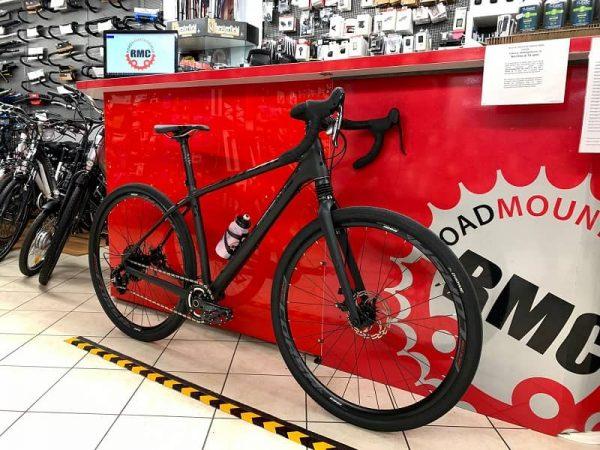 Gravel CARBONIO DarKing 5.0. Bici da strada Verona. Bici da corsa. RMC negozio di biciclette Verona