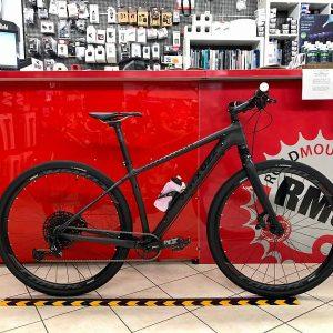 Gravel CARBONIO DarKing Flat Bar. Bici da strada Verona. Bici da corsa. RMC negozio di biciclette