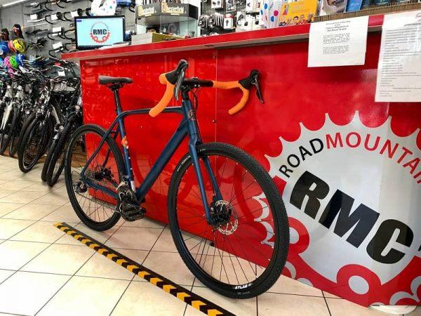 Gravel Prophete Misura Unica. Bici da strada Verona. Biciclette da corsa. RMC