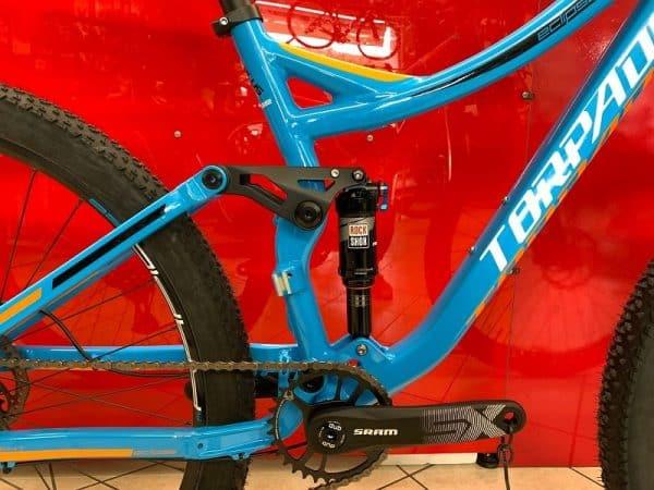 "Torpado Matador A 27,5"". Bici MTB Mountain Bike Verona. RMC negozio di biciclette a Verona"