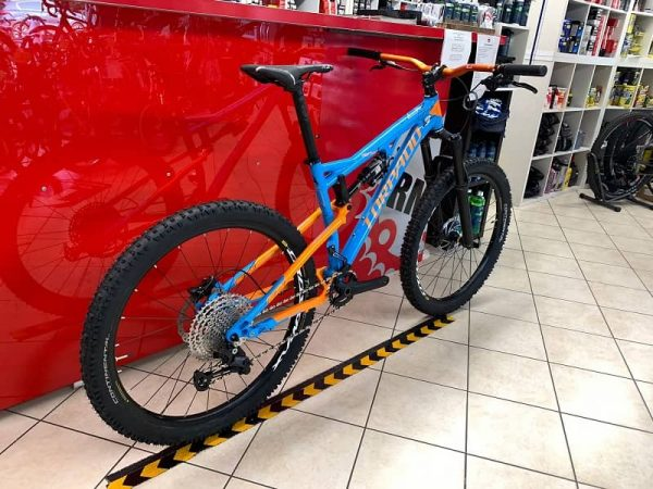 "Torpado Noriker 27,5"" 160mm. MTB Mountain Bike Verona. RMC negozio di bici a Verona"