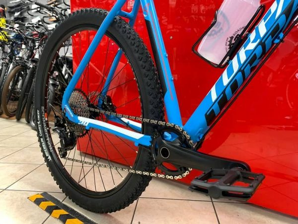"""Torpado Ribot A 29"""" personalizzata 2.0. Bici MTB Mountain Bike Verona"""
