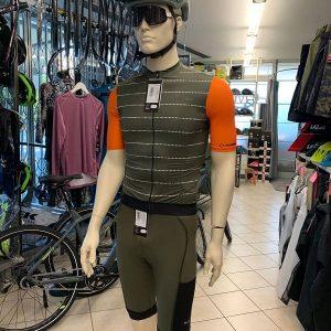 Completino Nalini per Gravel. Abbigliamento per bici. RMC negozio bici Verona