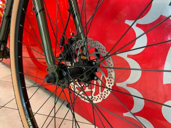 Bici Gravel Keoss Esker 4.0. Bicicletta da strada Verona. Bici da corsa