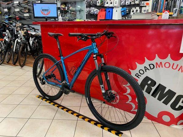 Bici RMC Gold-Line 1.0 29 blu chiaro. MTB Mountain Bike Verona