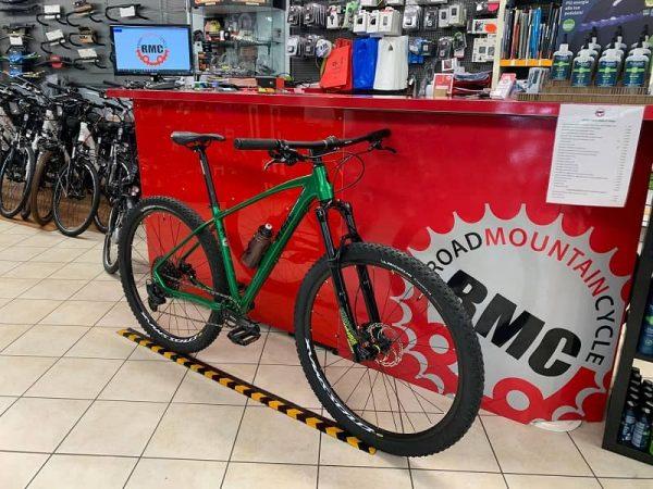 "Bici RMC Gold-Line 29"" verde. Bicicletta MTB Mountain Bike Verona"