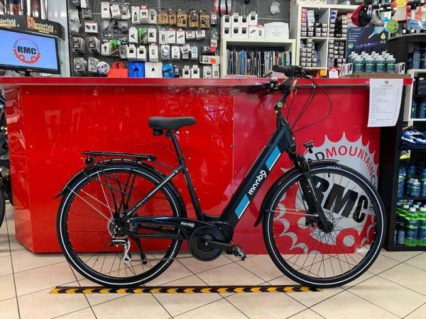 Torpado Mooby. Bici elettrica Verona. Bicicletta e-bike