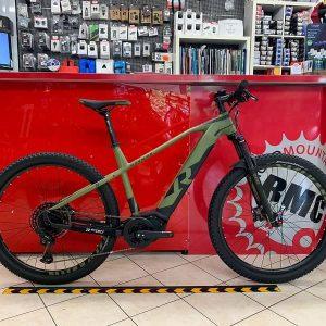 """MTB Elettrica Raymon HardRay 7.0 29,5"""". Bici elettrica bicicletta e-bike"""
