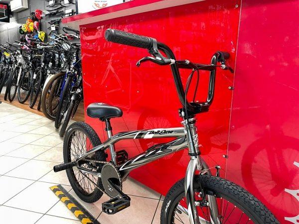 Bici Bmx Freestyle Reckless grigia. Bicicletta BMX Verona