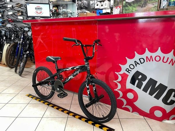 Bici Bmx Freestyle Reckless nera. Bicicletta BMX Verona