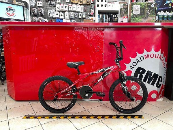 Bici Bmx Freestyle Reckless rossa. Bicicletta BMX Verona