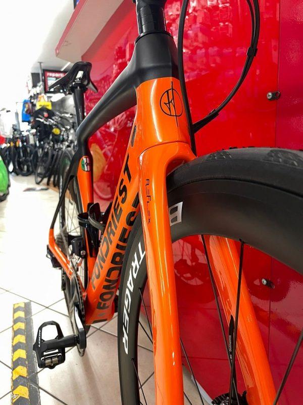 Bici Fondriest Dardo Ultregra Di2. Bicicletta da strada e da corsa Verona