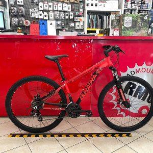 "Bici MTB Brera Koban 29"" Disc Rossa - Bicicletta Mountain Bike Verona"