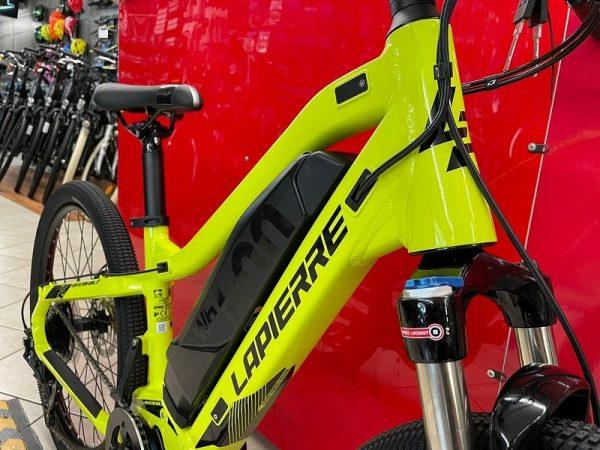 "Bici MTB Elettrica 24"" Bimbo Lapierre Bicicletta elettrica Verona"