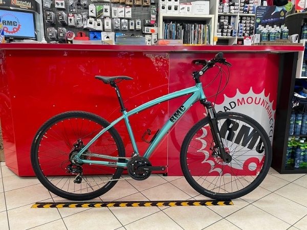 Bici RMC Trekking-Line uomo. City Bike Verona. Bicicletta per città