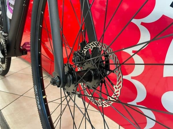 Bici da corsa Gravel CARBONIO DarKing 6.0. Bicicletta da strada Verona