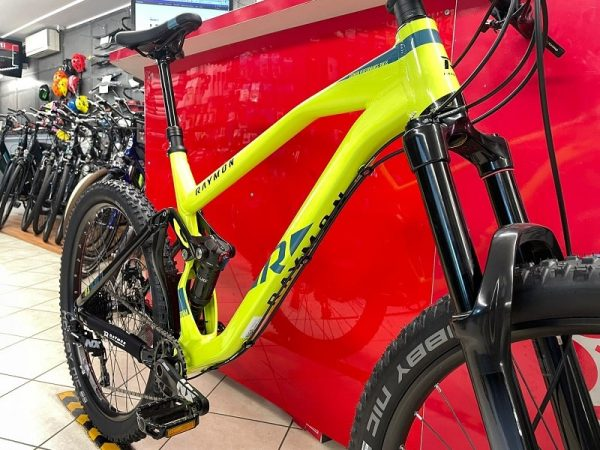 "Bici Raymon Fullray 7.0 27,5"". Bicicletta MTB Mountain Bike Verona"