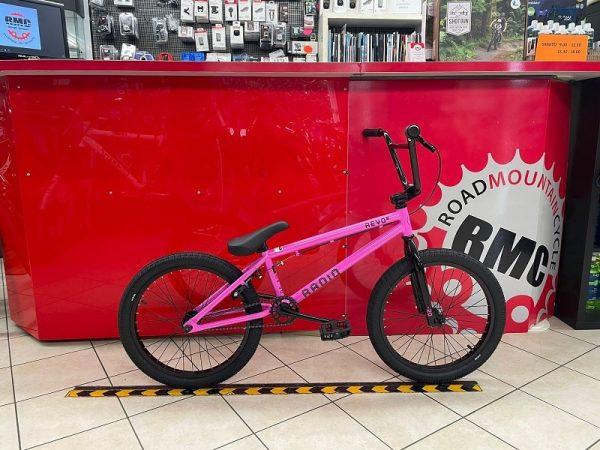 RADIO BMX Revo rosa Freestyle a Verona. RMC negozio di bici