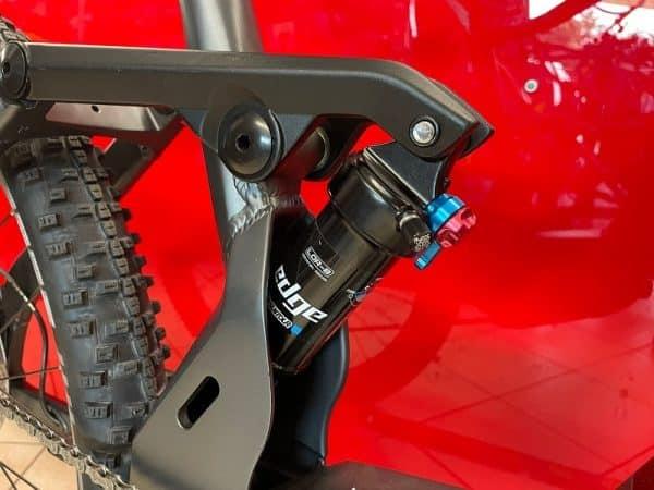 Bici Mbm Hyperion e-MTB bi ammortizzata. Bicicletta eletterica