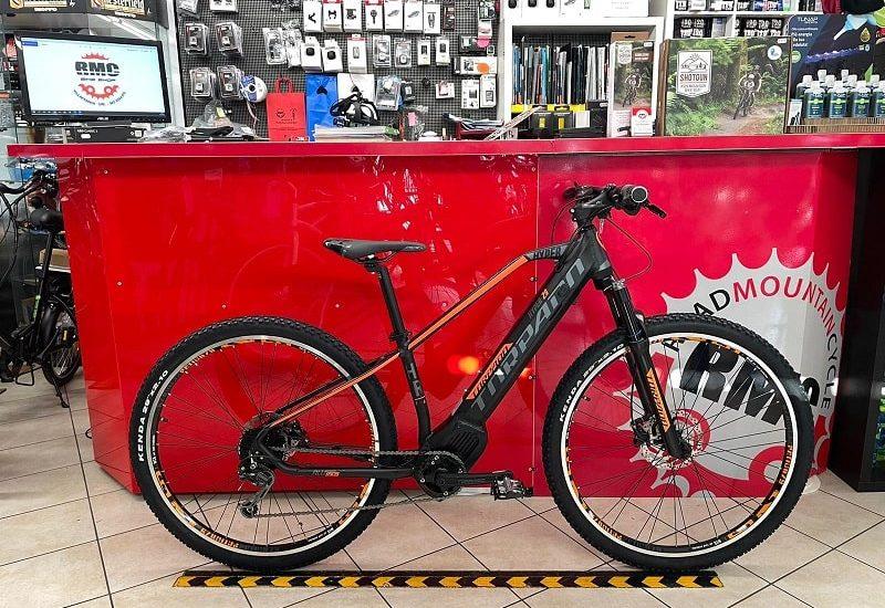 Torpado Hyper 625wh. Bici elettrica Verona. Bicicletta e-bike MTB Mountain Bike